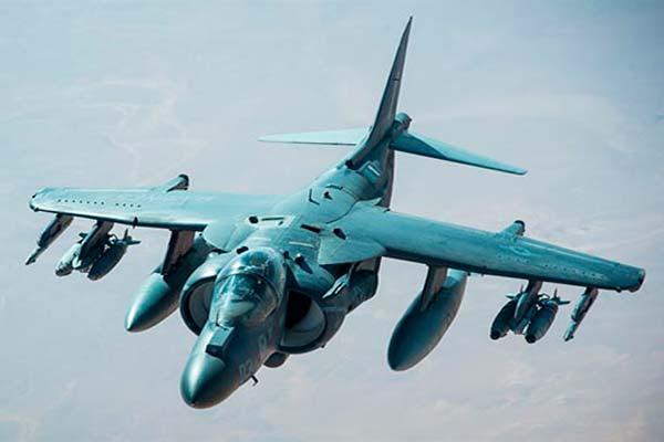 Avión AV-8 Harrier