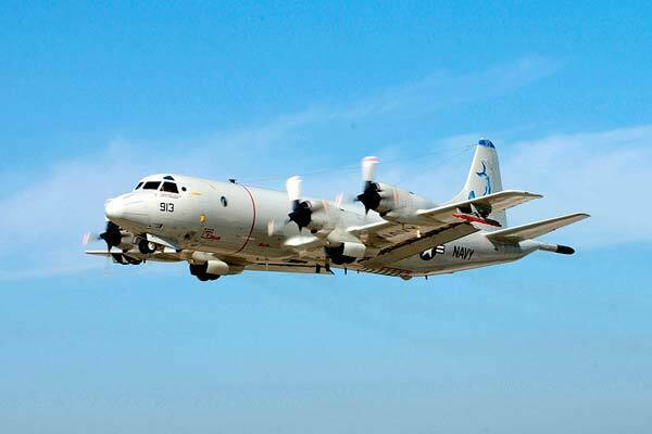 Avión Lockheed P-3 Orion