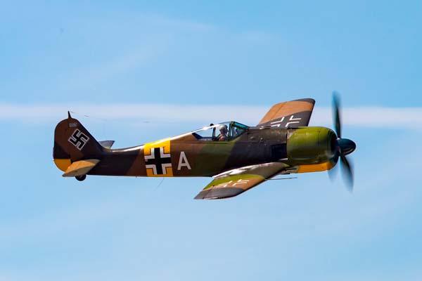 Caza Focke Wulf Fw-190