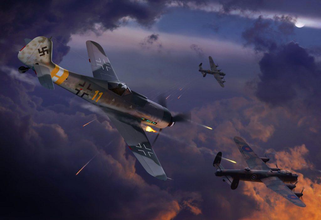 Focke-Wulf Fw 190 - En combate
