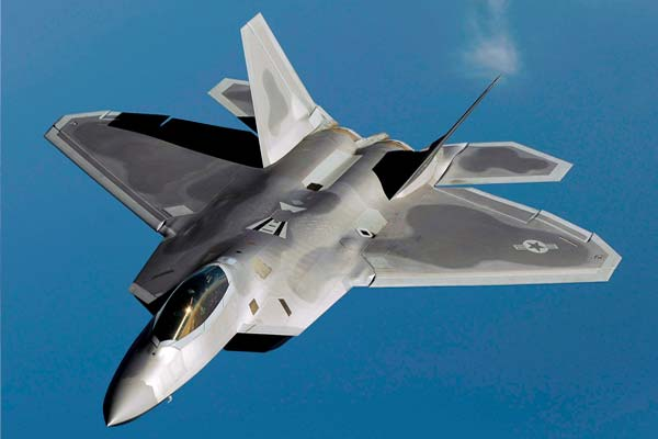 Resultado de imagen para F-22 Raptor