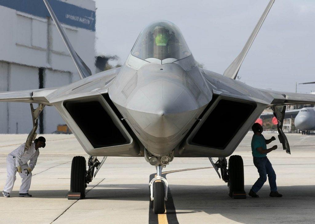 F-22 - Motores