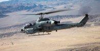 Bell AH-1 Helicóptero Cobra