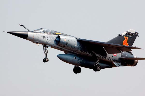 Avión Dassault Mirage F1