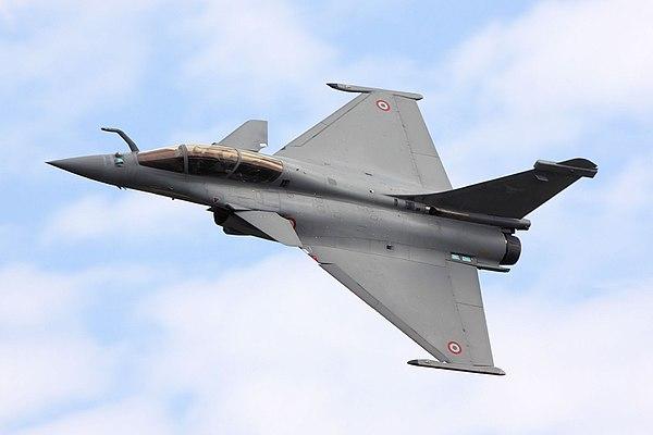 Dassault Rafale - Principal