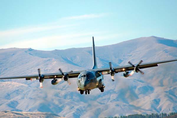 Avión Lockheed Hércules C-130