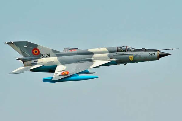 Avión Caza MiG-21 Lancer