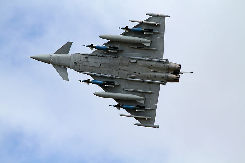 Armas del Eurofighter