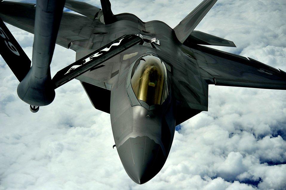 Armamento del avión F-A-22