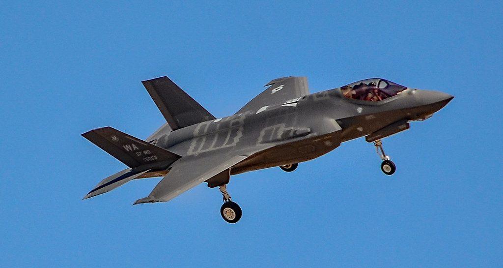 Caza polivalente F-35B