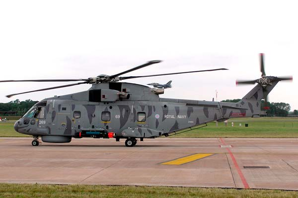 Helicóptero AgustaWestland AW101