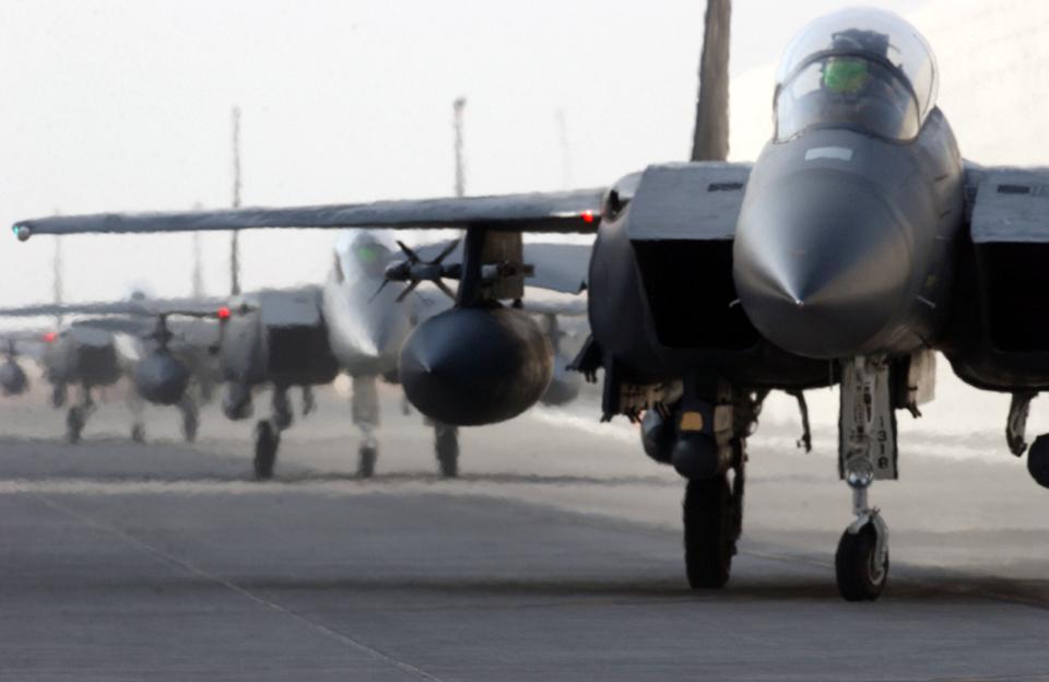 Historia del F15 Eagle