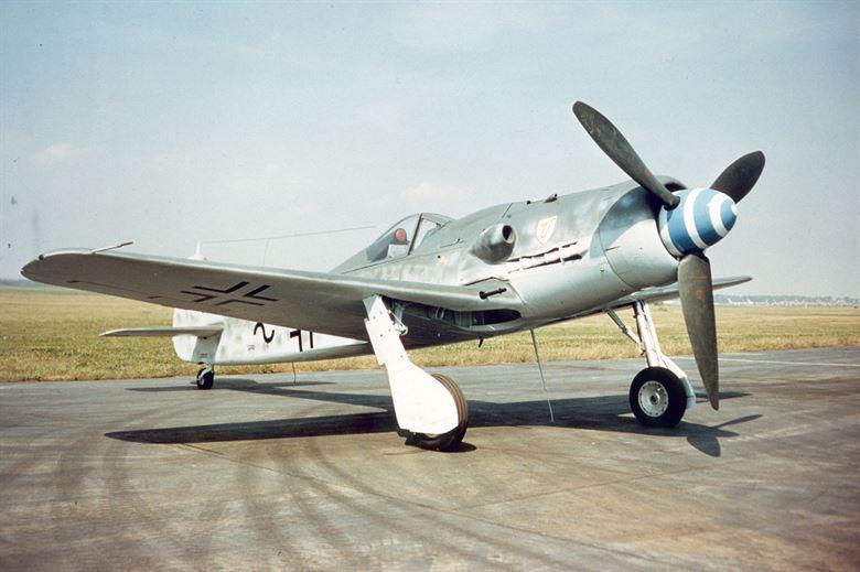 Historia del Focke Wulf Fw-190