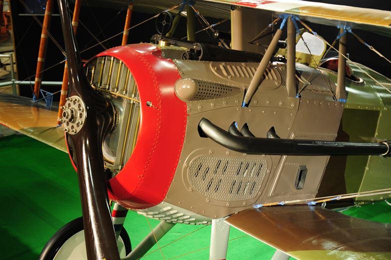 Motor del SPAD