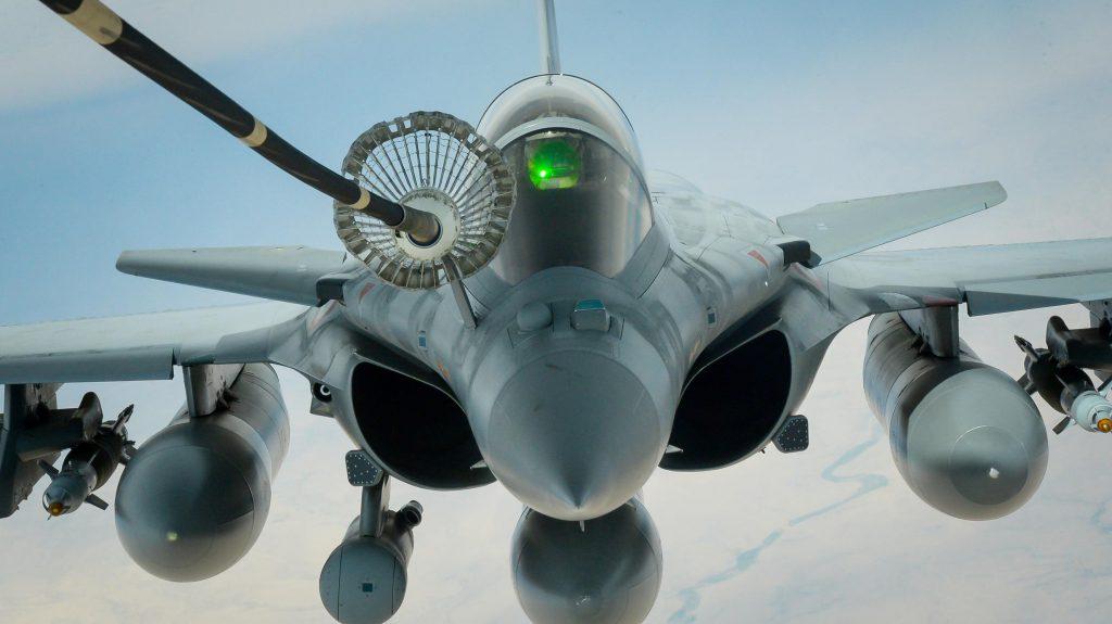 Motores del Dassault Rafale
