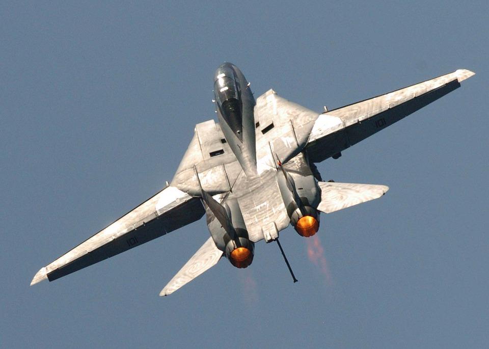 Motores del F-14 Tomcat