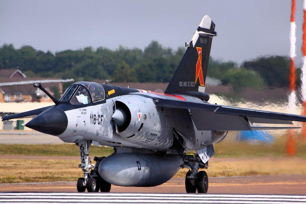 Motores del Mirage F1 francés