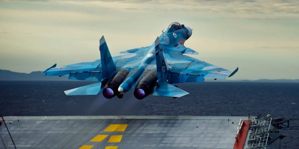 Motores del Su-27 Flanker
