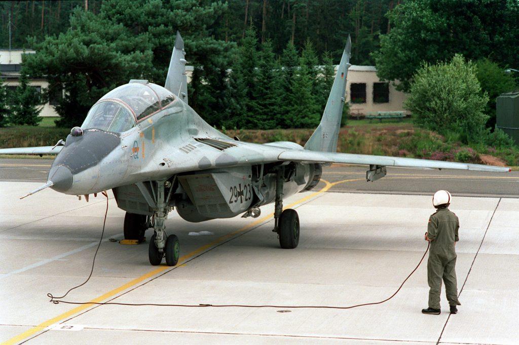 Precio Mikoyan Gurevich MiG-29 Fulcrum