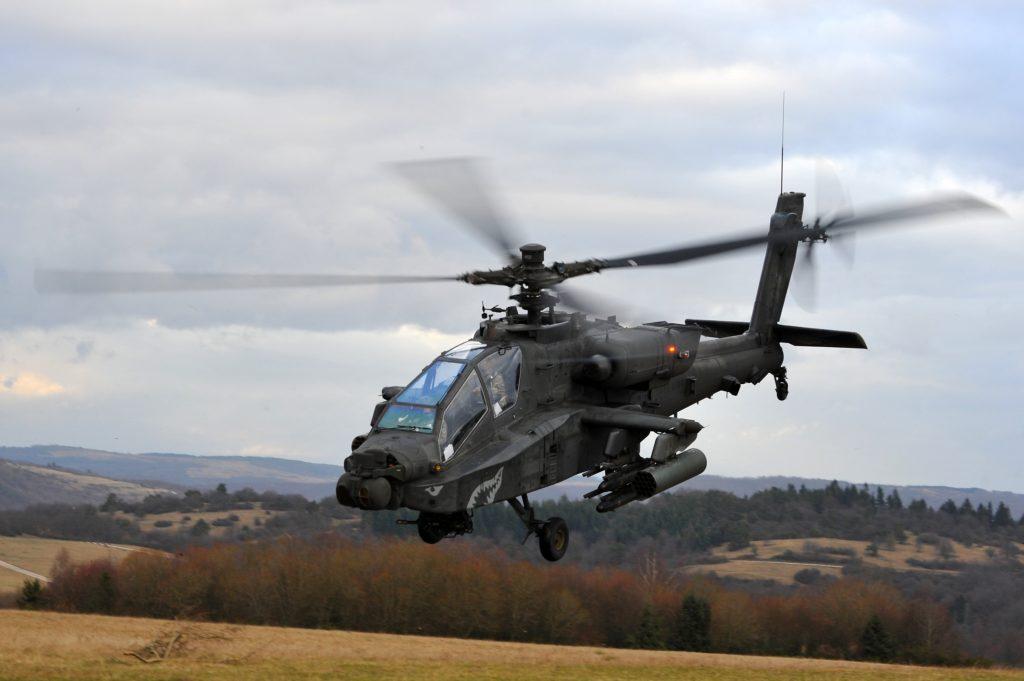 Precio del Apache AH-64