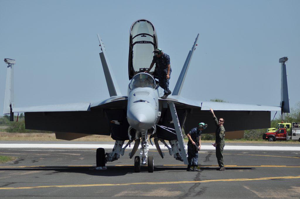 Precio del F-18 Hornet