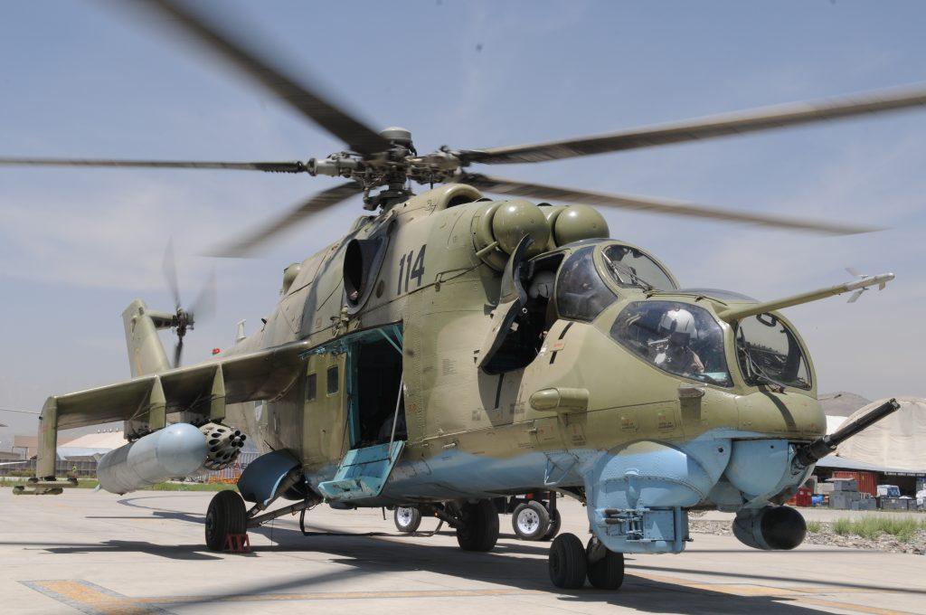Precio del Mi-24 Hind
