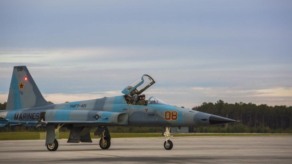 Precio del avión caza Northrop F-5