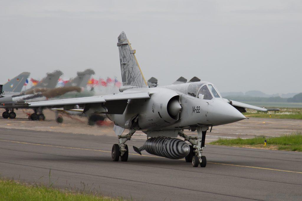 Precio del caza Mirage F1