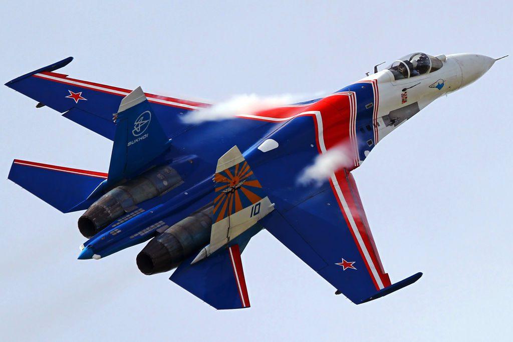 Radar del Su-27 Flanker ruso