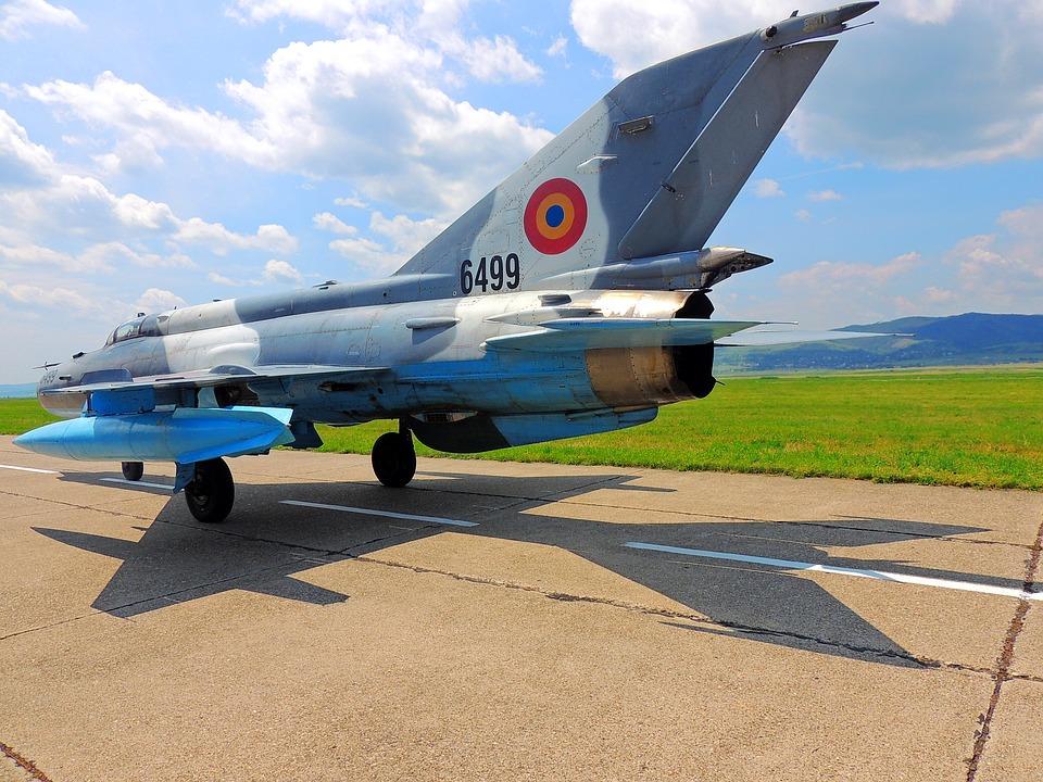 Velocidad máxima del MiG 21 Lancer