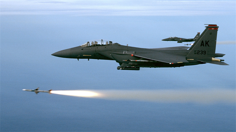 Armamento del F-15E Strike Eagle