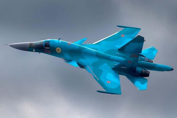 Avión Sukhoi Su-34 (Su-32)