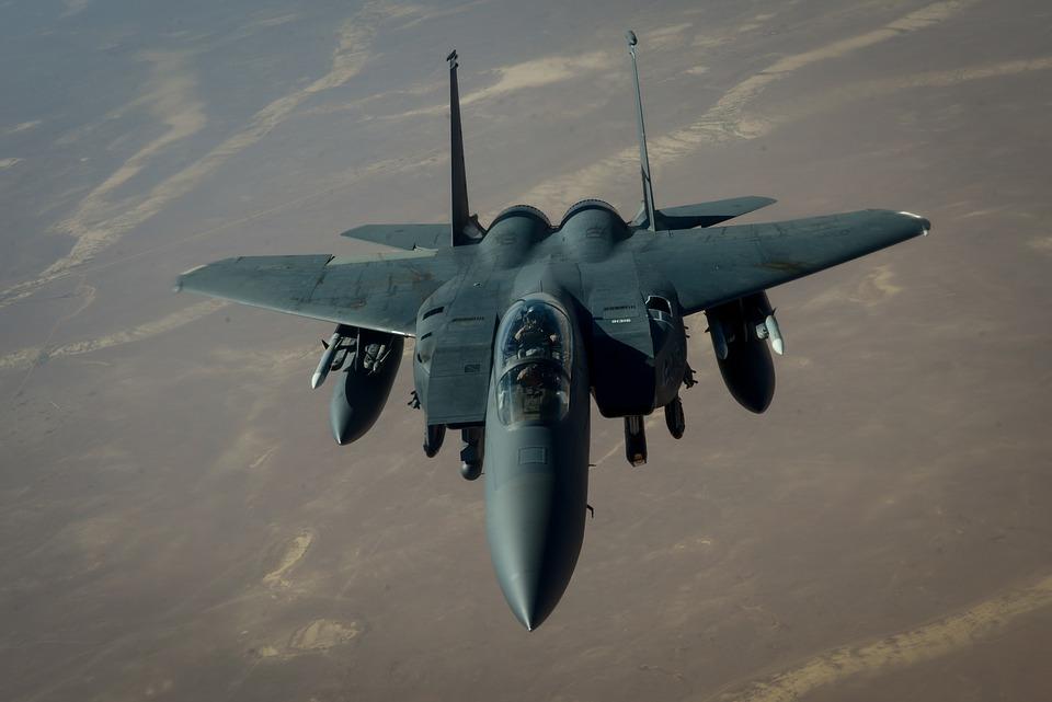 Variantes del caza polivalente Strike Eagle