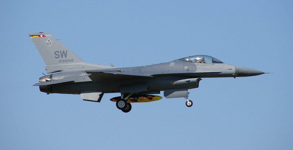 Avión Multirole F-16 Viper