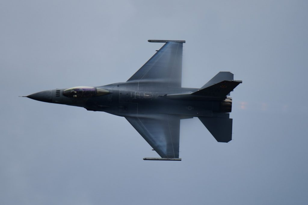 Motor del F-16V